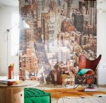 Loft Wallpaper Wall Panel Observatoire LOF 6768 30 10 LOF67683010 By Caselio